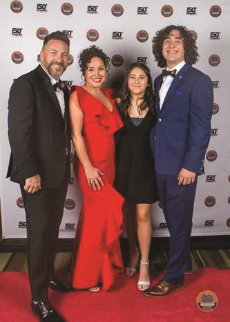 the Bagshaw family