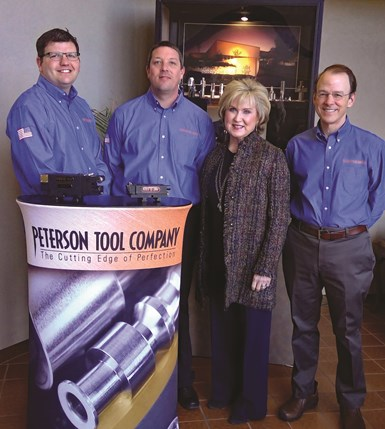 Peterson Tool Co. management
