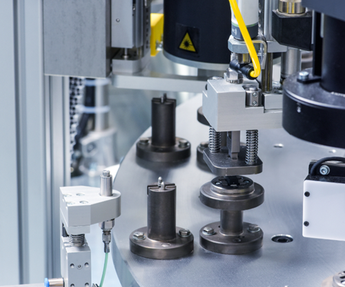 In-Process Testing in Automated Electronics Production