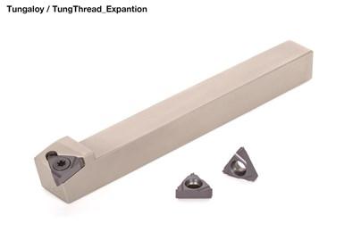 Tungaloy 11 ER external threading inserts