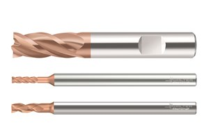 MC232 Perform Line of Solid Carbide Milling Cutters