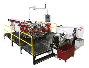 Hydromat Rotary Transfer Machines Offer Modular Design Flexibility