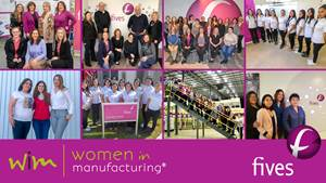 Fives Joins Women in Manufacturing Association as Corporate Member