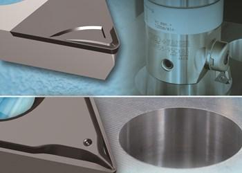 Big Kaiser Chip Breaker Inserts Improve Surface Finish
