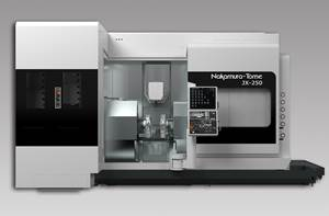 Nakamura JX-250 Offers Large Machining Area Envelope