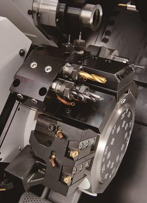 MCC Lathes Improve Productivity, Operating Convenience