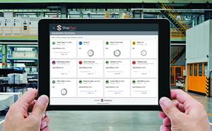 Wintriss Software Increases Shop Floor Productivity