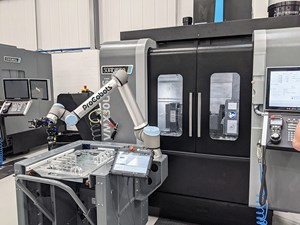 Hurco, ProCobots Partner on Integrated Automation System