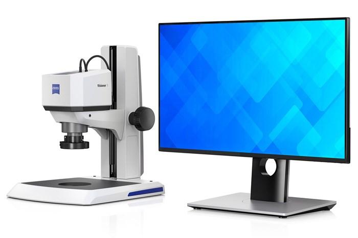 Zeiss Digital Microscope Offers Extended Depth of Field