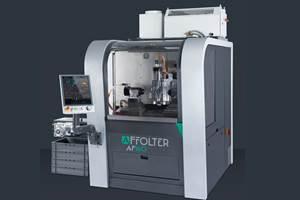 AF160 Gear Hobbing Machine Facilitates Flexible Manufacturing
