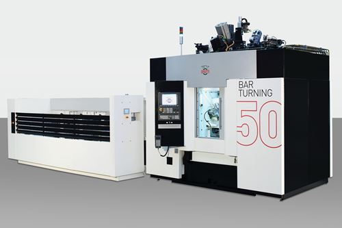 Quick Setup Multi-Spindle Machines Offer Production Flexibility, Speed