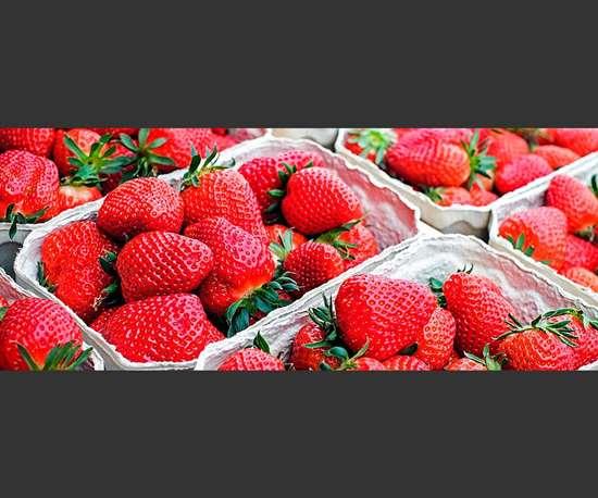 Desarrollan bioplástico con cáscara de aguacate para conservación de fresa
