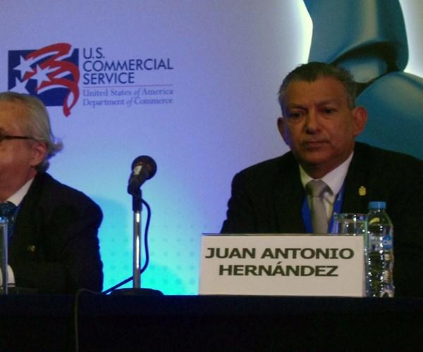 Ing. Juan Antonio Hernández, presidente de Anipac.