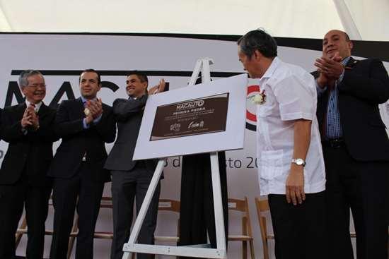 La empresa taiwanesa Macauto se instalará en León
