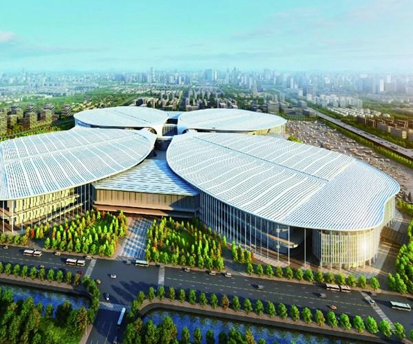 Chinaplas 2018 tendrá nuevo centro de exhibiciones