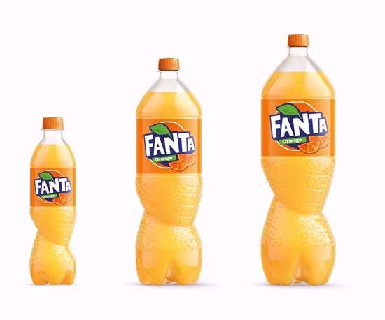 La nueva botella PETSpiral de Fanta tuvo varios retos técnicos.