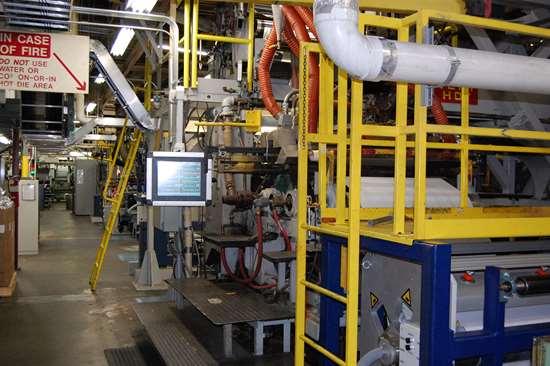 Motores de Siemens reaniman líneas de extrusión viejas