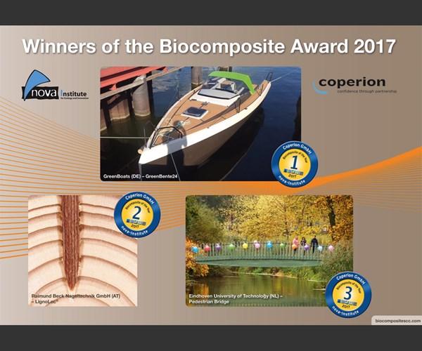 Biocomposites 2017 - Nova Institute - Coperion