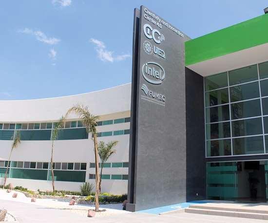 Creativity and Innovation Center 4.0 en la Universidad Tecnológica de Querétaro, donde también se ubicará el CEPRODI 4.0
