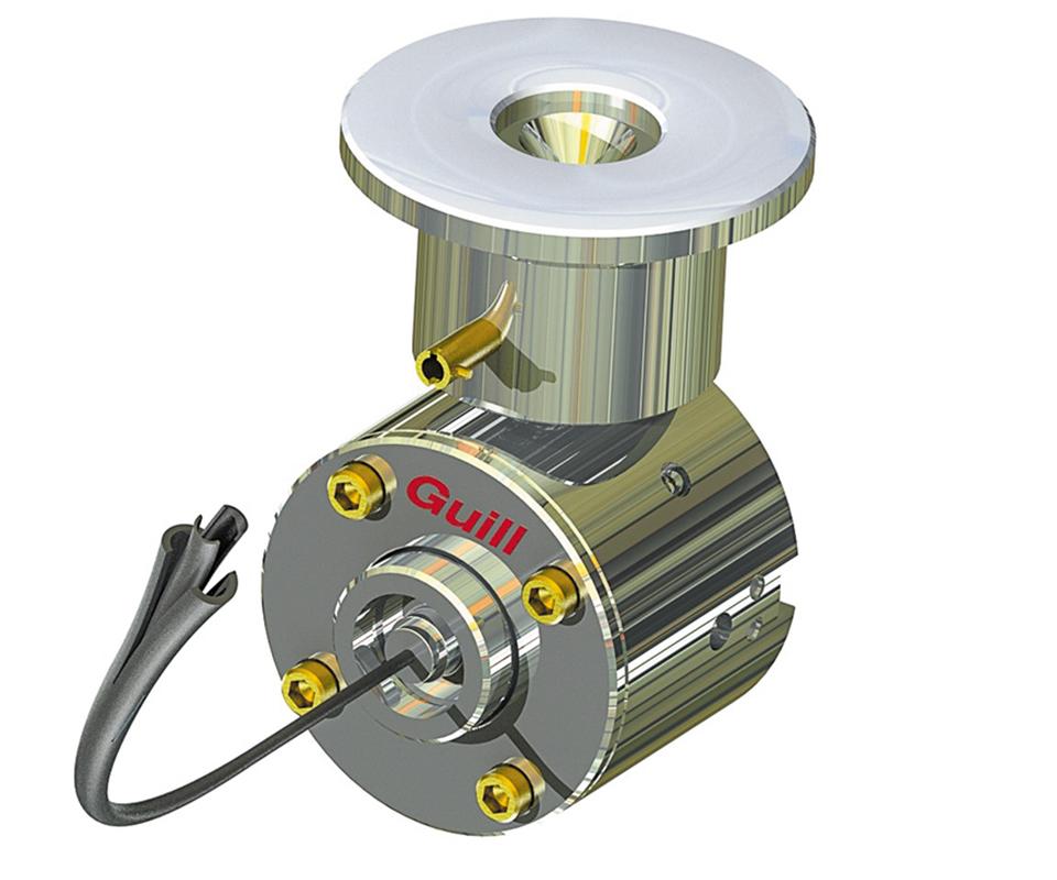 Dado rotativo, de Guill Tool, opera dos veces más rápido