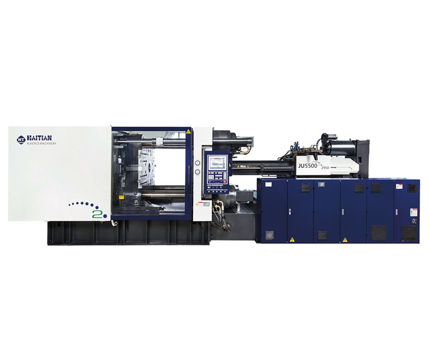 Inyectoras estándar, eléctricas y para aplicaciones de gran volumen