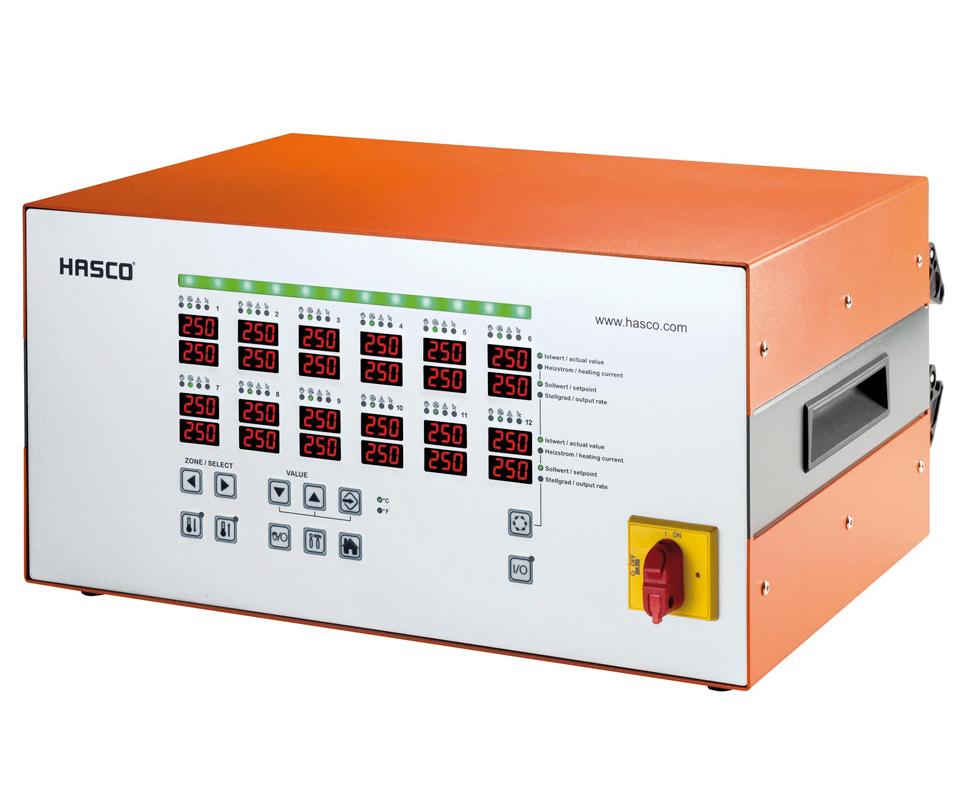 Nuevas unidades de control multi-zona, de Hasco