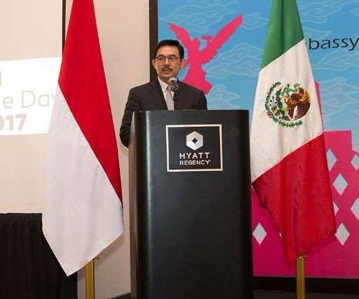 Indonesia Investment and Trade Day, en México.