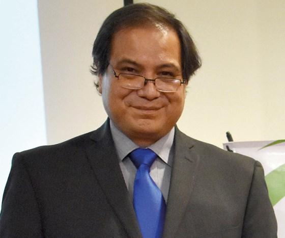 Carlos Meneses, coordinador de Manufactura Inteligente y Automotriz de FUMEC.