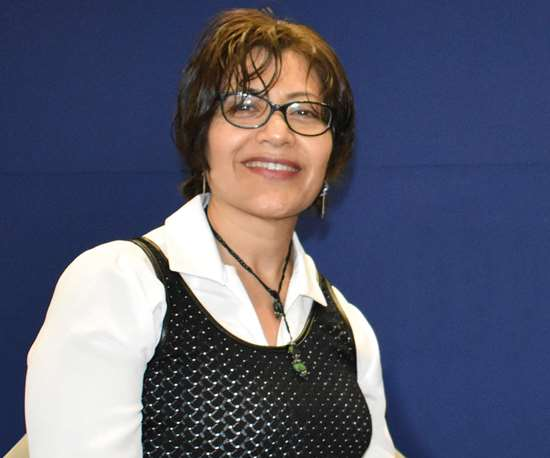 Guillermina Avendaño, coordinadora de Microsistemas y Electrónica Avanzada de FUMEC.