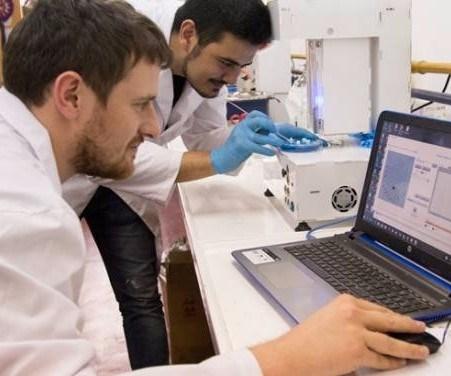 Impresión 3D de medicamentos.