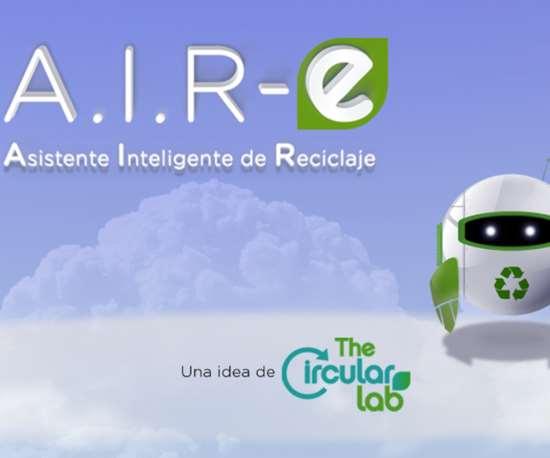 Asistente virtual de reciclado
