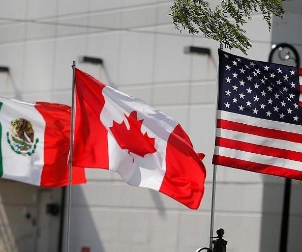 Nuevo acuerdo comercial entre EU, México y Canadá.