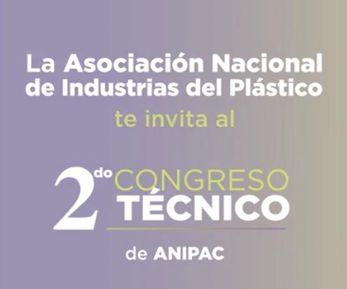 2o Congreso Técnico de ANIPAC