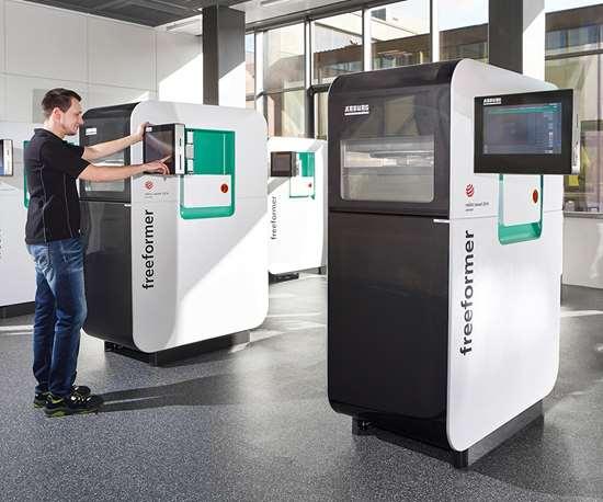 Impresión 3D como componente fundamental de la fábrica inteligente