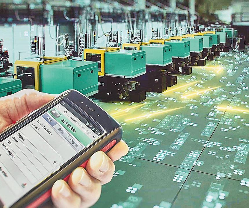 Industria 4.0 y moldeo por inyección