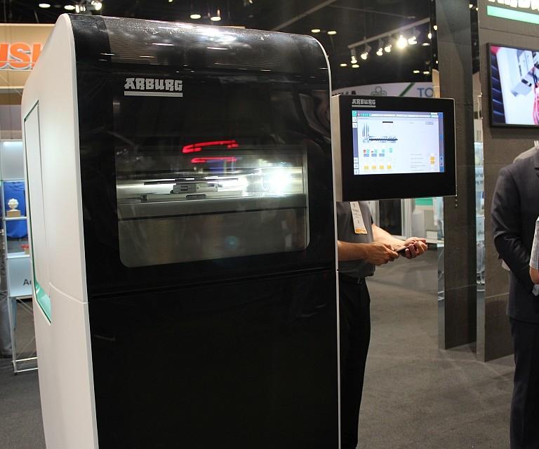 Arburg Plastic Freeforming