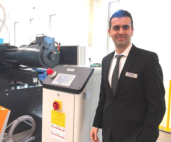 Mateo Gallerini,CEO de Frigel Norteamérica.