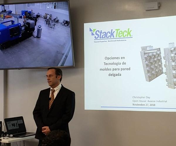 Chris Day, de StackTeck