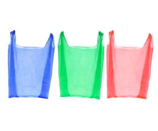 Se busca que las bolsas tipo camiseta no entrenen la Norma Técnica Ambiental.
