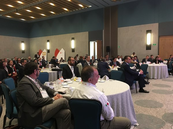 Canadian Manufacturing Day, convocado por la Cámara de Comercio del Canadá en México (Camcham