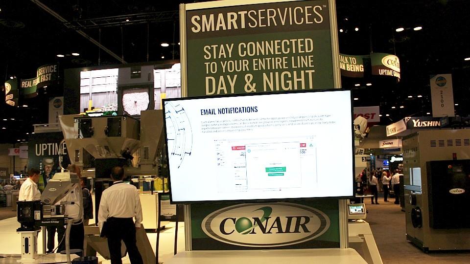 Nuevas herramientas para la Industria 4.0. de Conair