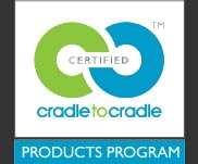 Certificación cradle to cradle de materiales seguros