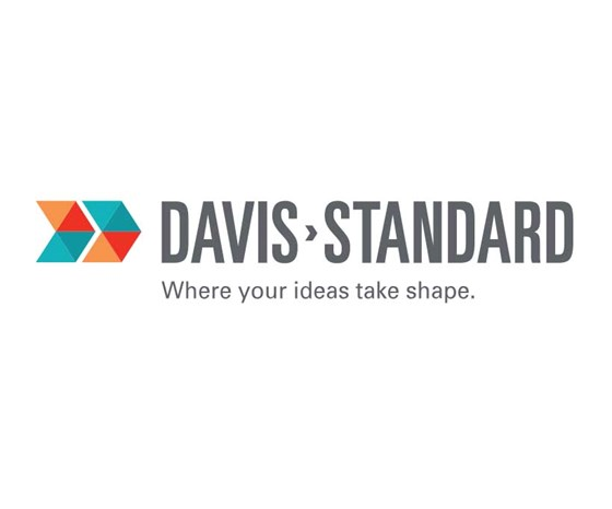 Nuevo logo de Davis Standard, presentado en NPE2018