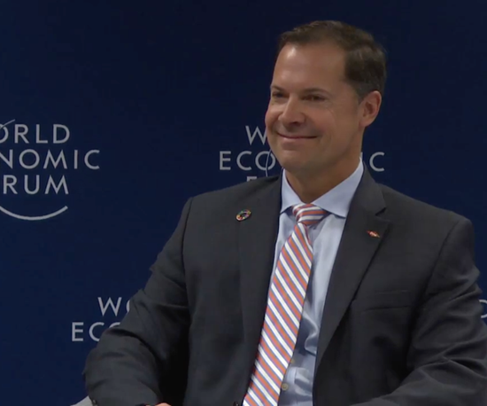 Mike Witt, director corporativo de economía circular de plásticos de Dow