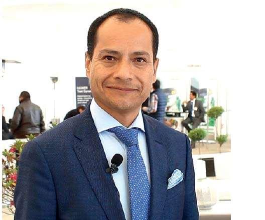 Eduardo Medrano, presidente de la Asociación de Mexicana de Manufactura de Moldes, Troqueles y Herramentales