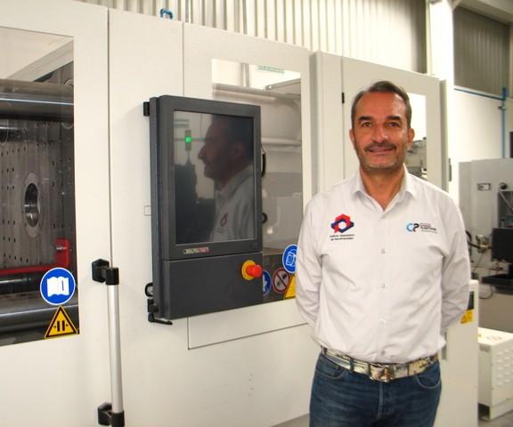 Lic. Miguel Ángel Aguirre, director del IQH y del Clúster de Plásticos de Querétaro
