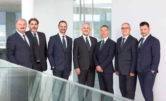 Los Presidentes Regionales de Ventasde ENGEL