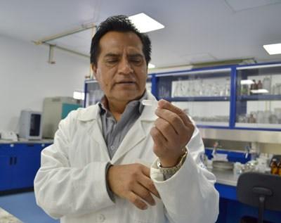Dr. Eristeo García Márquez, CIATEJ