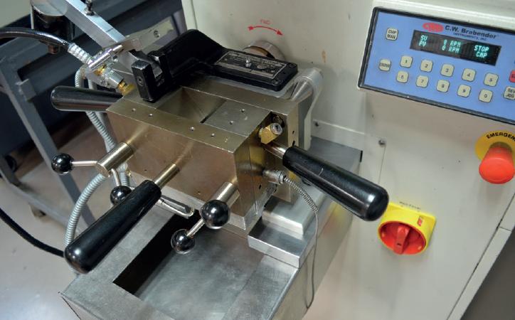 Figura 1.- Prueba de estabilidad en un Reómetro de torque Brabender