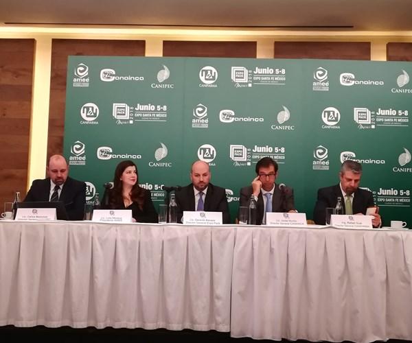 Presentación de ExpoPack México 2018